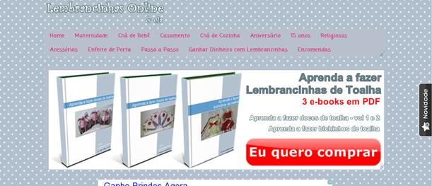 Blog Lembrancinhas Online