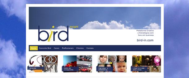 Site – Blog Agência Bird Insigth