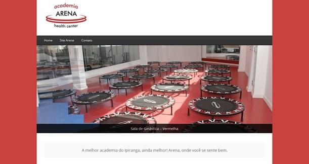 Blog da Academia Arena HC