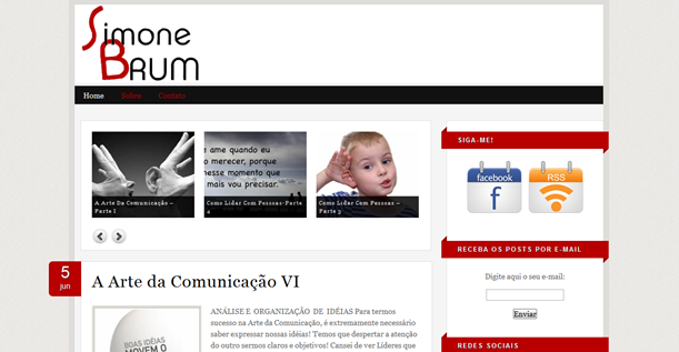 Blog Simone Brum – MMN