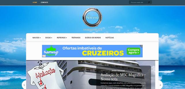 No Navio, o novo projeto da InterConectada, já tem PageRank 4