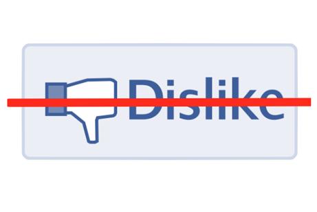 Botão dislike no Facebook. Qual impacto pode gerar na sua página