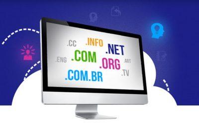 Como escolher o domínio para seu site