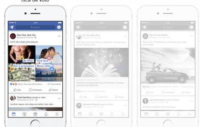 Facebook vai penalizar páginas que usam iscas de engajamento